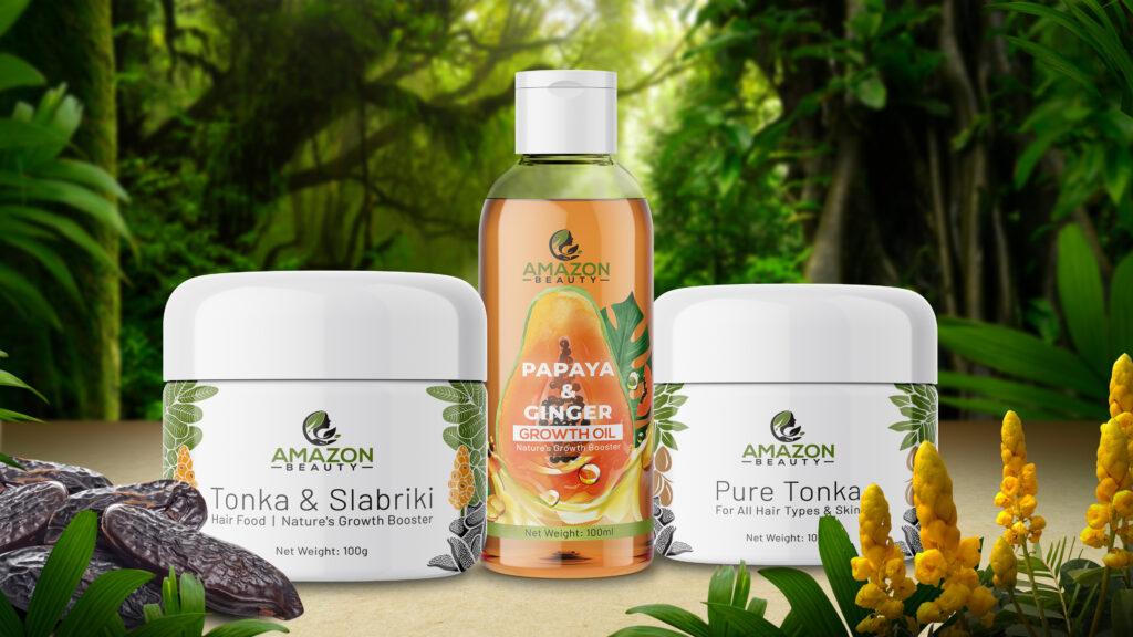 Papaya & ginger oil